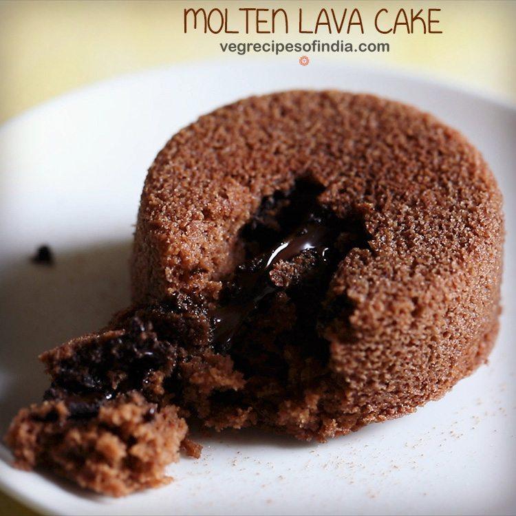 Choco lava cakes